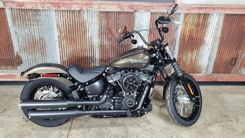 2020 Harley-Davidson Street Bob® in Chippewa Falls, Wisconsin - Photo 1