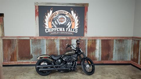 2020 Harley-Davidson Street Bob® in Chippewa Falls, Wisconsin - Photo 2