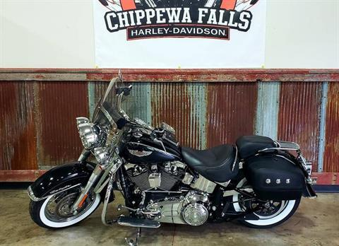 2011 Harley-Davidson Softail® Deluxe in Chippewa Falls, Wisconsin - Photo 3