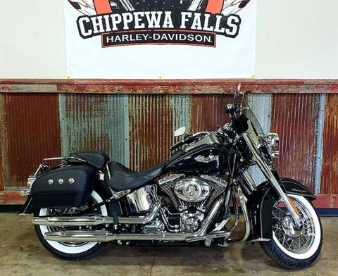 2011 Harley-Davidson Softail® Deluxe in Chippewa Falls, Wisconsin - Photo 1