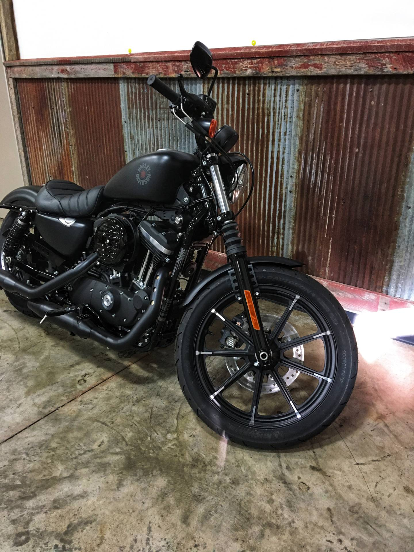 2019 Harley-Davidson Iron 883 in Chippewa Falls, Wisconsin - Photo 2
