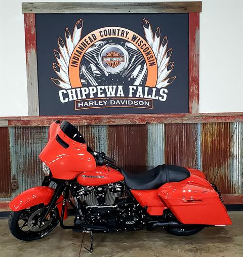 2020 Harley-Davidson Street Glide® Special in Chippewa Falls, Wisconsin - Photo 4