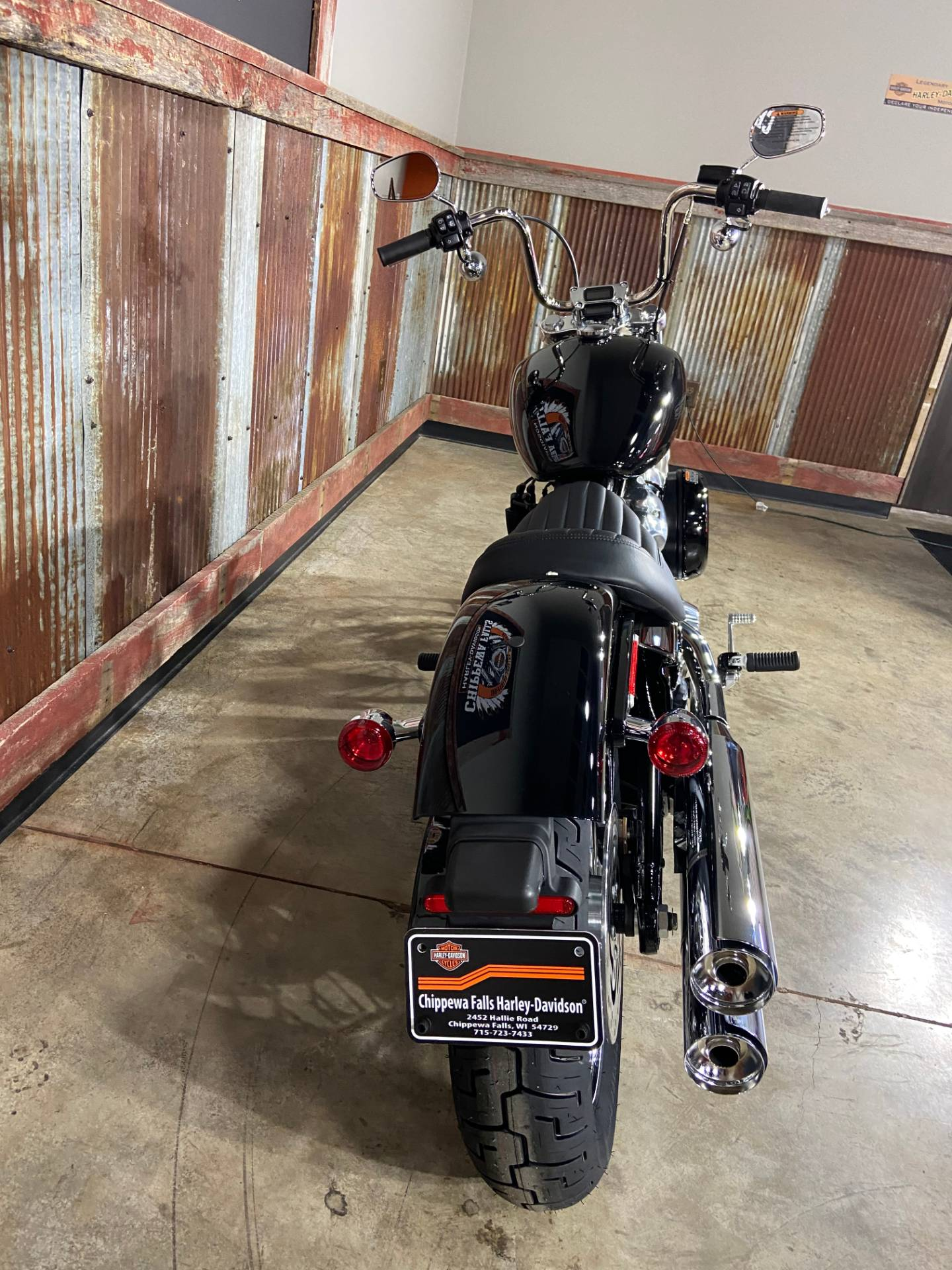 2020 Harley-Davidson Softail® Standard in Chippewa Falls, Wisconsin - Photo 8