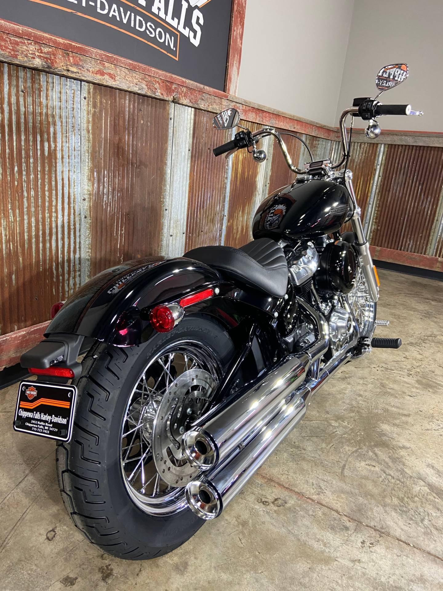 2020 Harley-Davidson Softail® Standard in Chippewa Falls, Wisconsin - Photo 7
