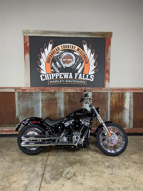 2020 Harley-Davidson Softail® Standard in Chippewa Falls, Wisconsin - Photo 2