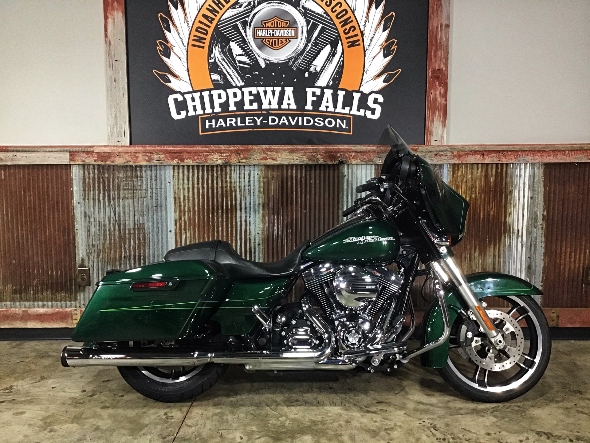 2015 Harley-Davidson Street Glide® Special in Chippewa Falls, Wisconsin - Photo 1