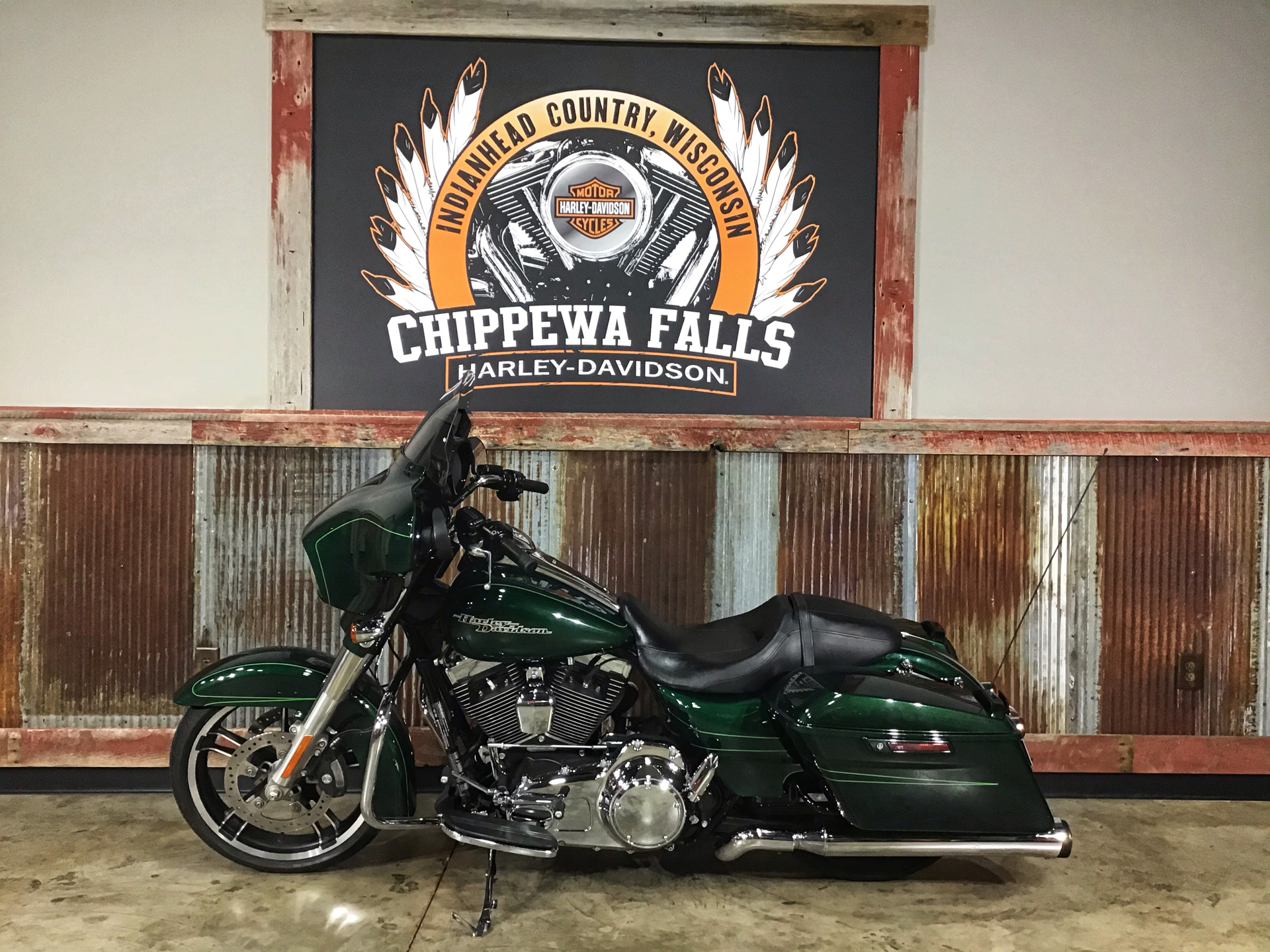 2015 Harley-Davidson Street Glide® Special in Chippewa Falls, Wisconsin - Photo 11