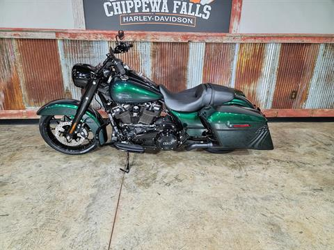 2021 Harley-Davidson Road King® Special in Chippewa Falls, Wisconsin - Photo 12