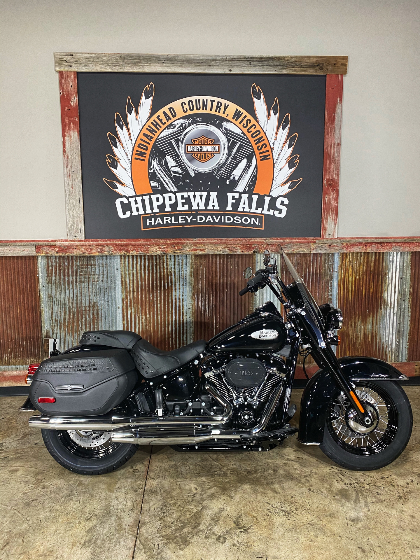 2021 Harley-Davidson Heritage Classic 114 in Chippewa Falls, Wisconsin - Photo 2