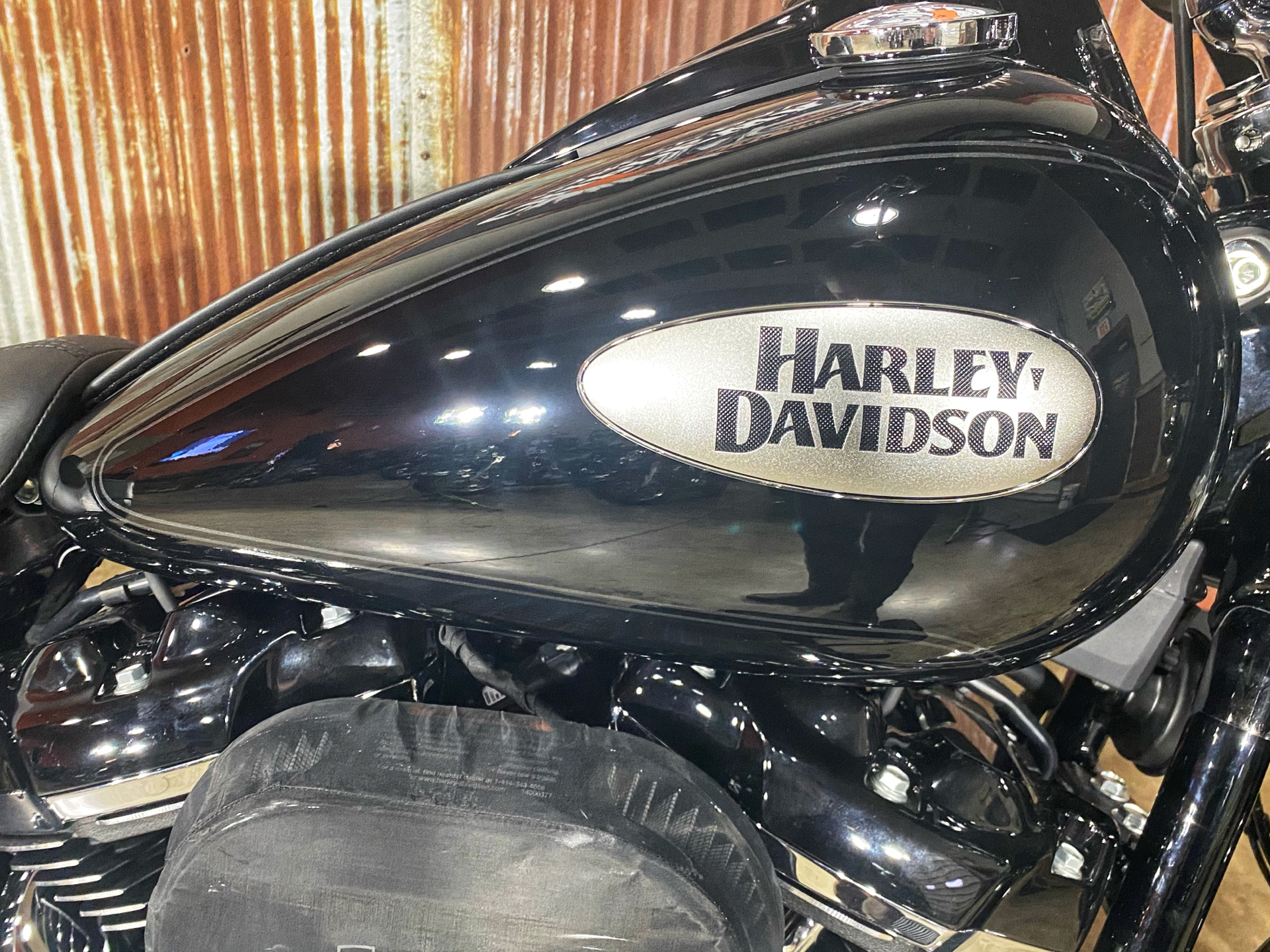 2021 Harley-Davidson Heritage Classic 114 in Chippewa Falls, Wisconsin - Photo 10