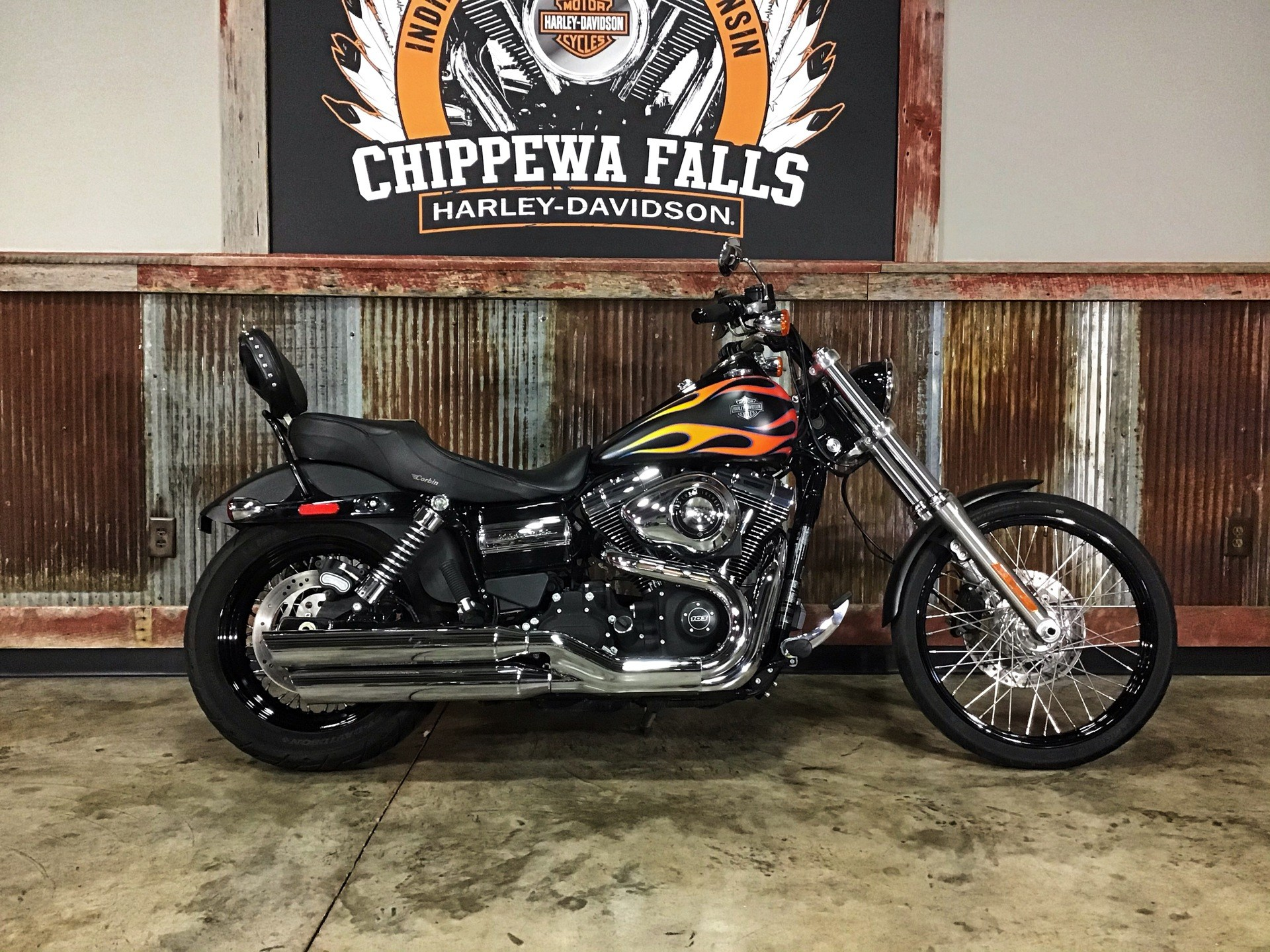 2015 Harley-Davidson Wide Glide® in Chippewa Falls, Wisconsin - Photo 1