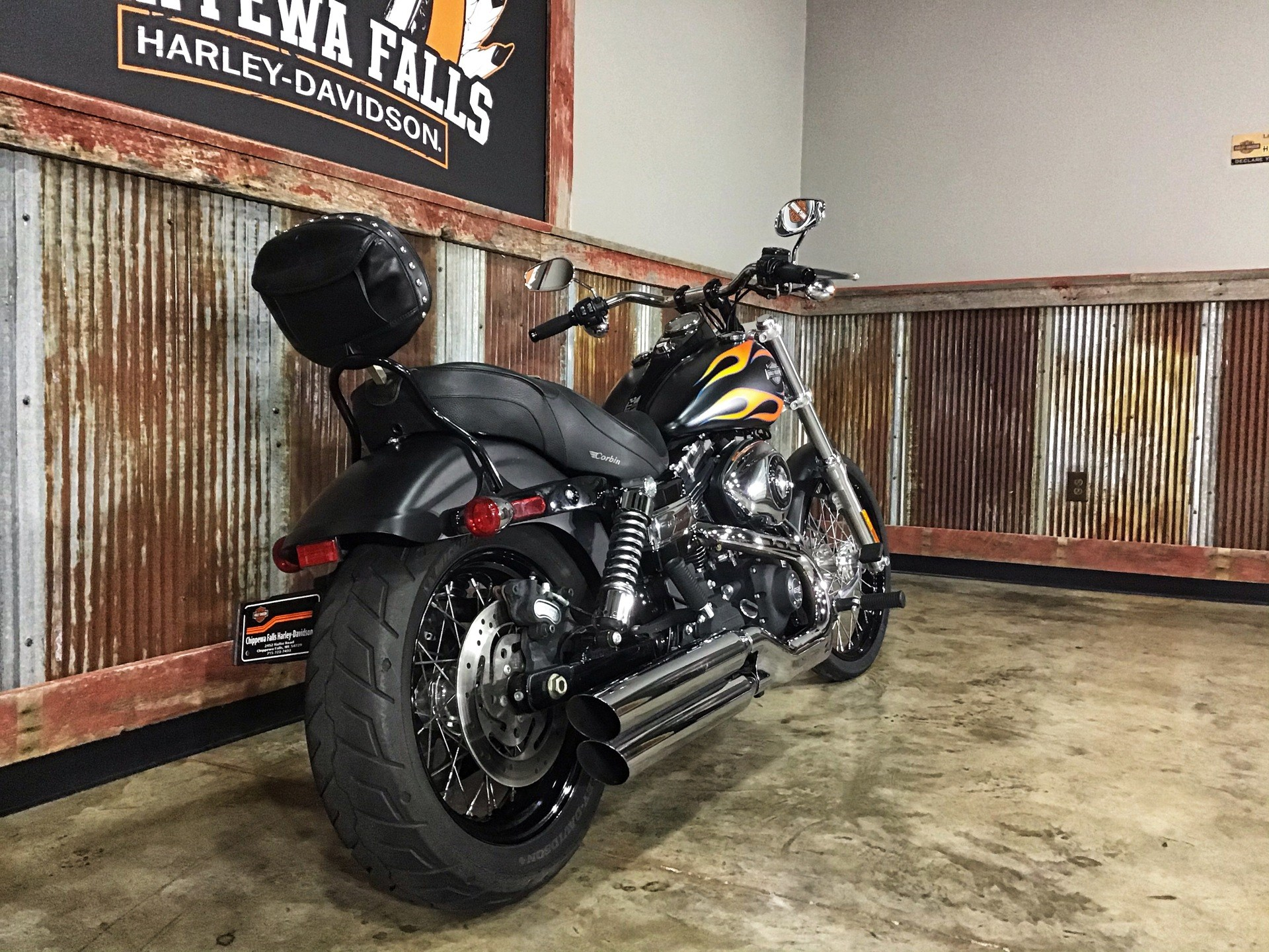 2015 Harley-Davidson Wide Glide® in Chippewa Falls, Wisconsin - Photo 4