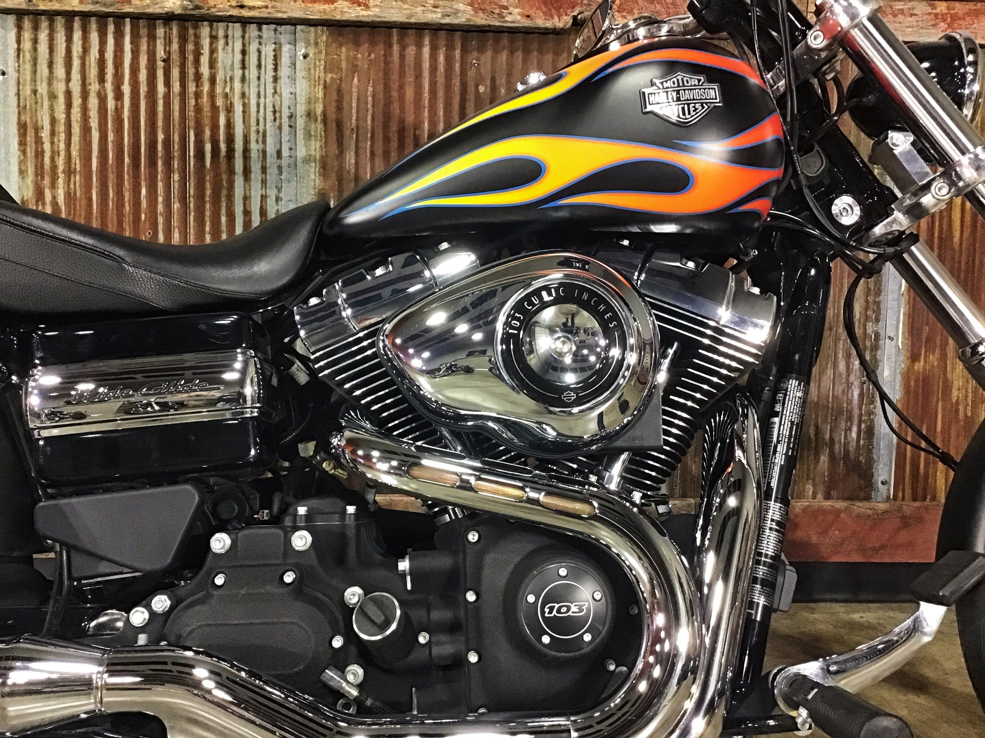 2015 Harley-Davidson Wide Glide® in Chippewa Falls, Wisconsin - Photo 6