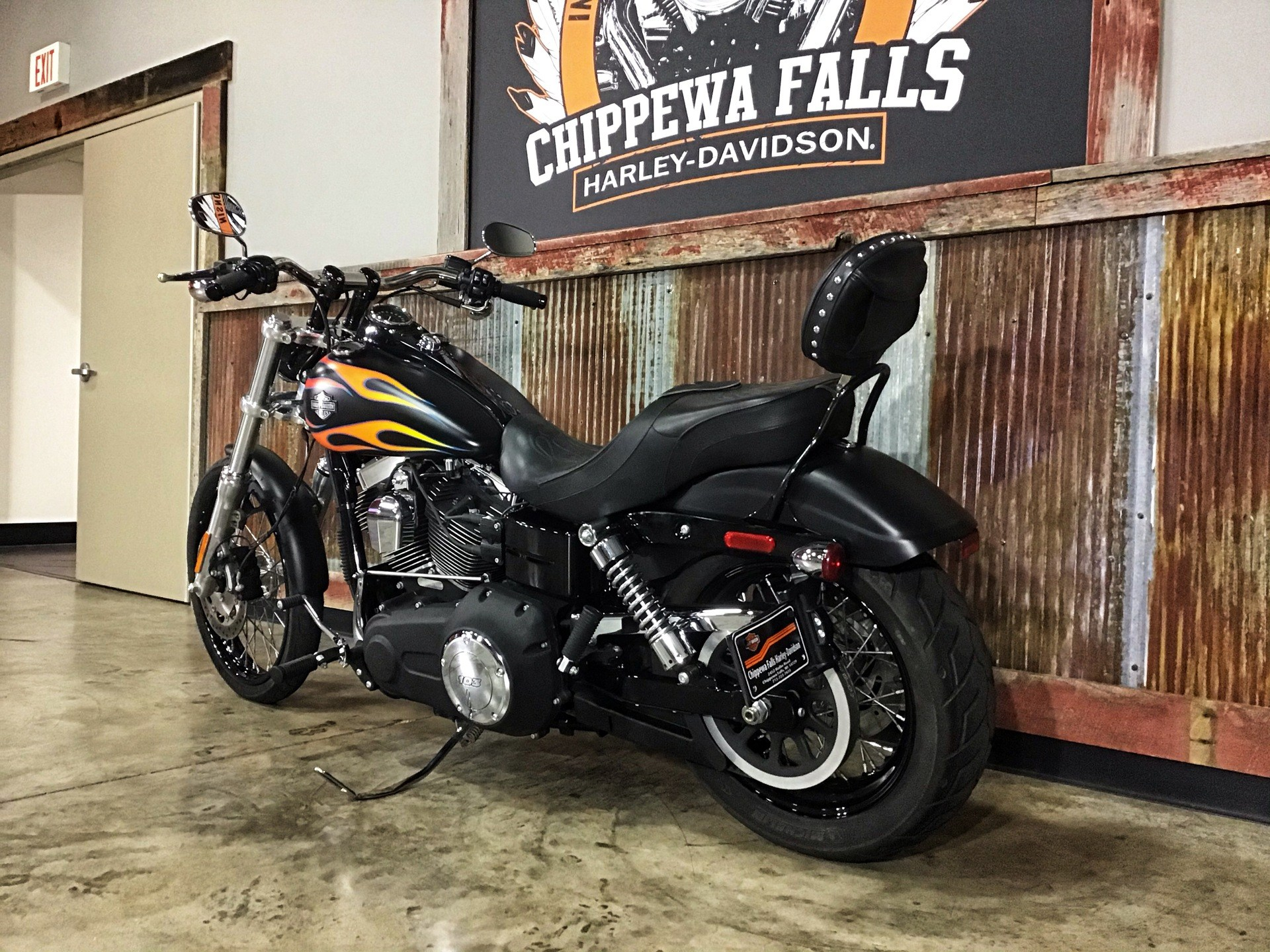 2015 Harley-Davidson Wide Glide® in Chippewa Falls, Wisconsin - Photo 13