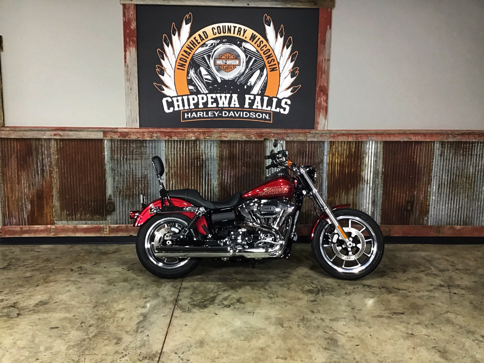 2017 Harley-Davidson Low Rider® in Chippewa Falls, Wisconsin - Photo 2