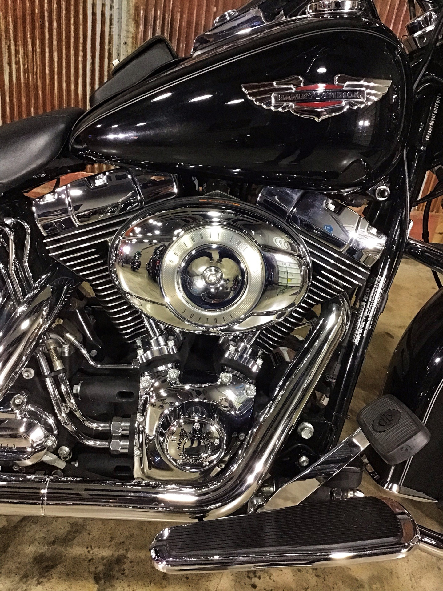 2011 Harley-Davidson Softail® Deluxe in Chippewa Falls, Wisconsin - Photo 17