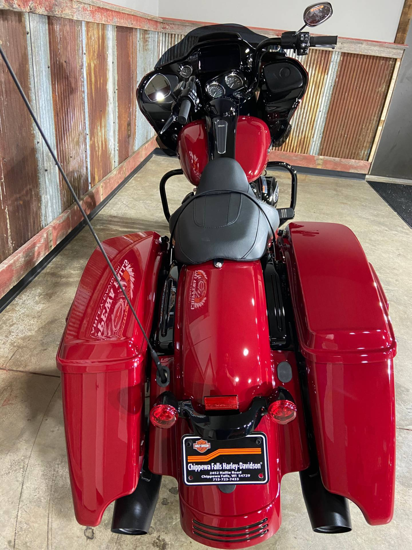 2020 Harley-Davidson Road Glide® Special in Chippewa Falls, Wisconsin - Photo 4
