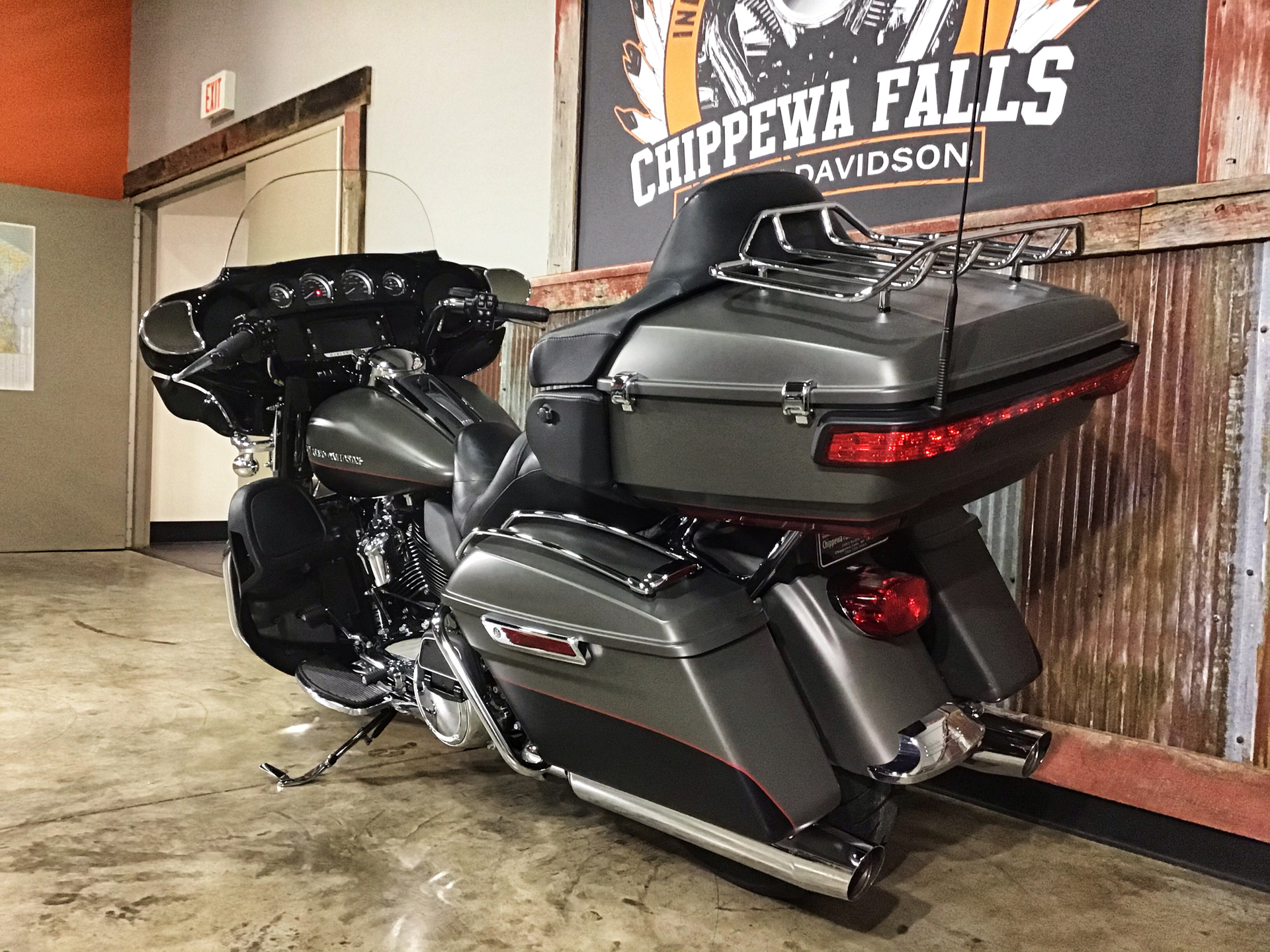 2018 Harley-Davidson Ultra Limited in Chippewa Falls, Wisconsin - Photo 13