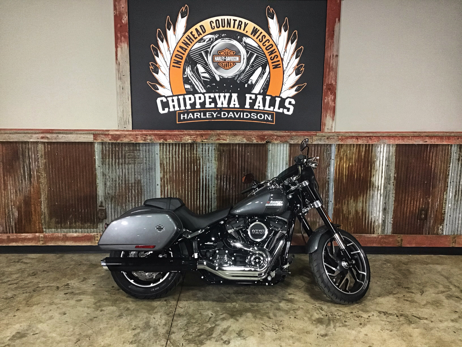 2021 Harley-Davidson Sport Glide® in Chippewa Falls, Wisconsin - Photo 1