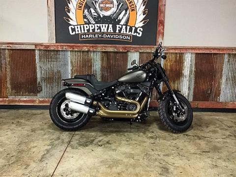 2020 Harley-Davidson Fat Bob® 114 in Chippewa Falls, Wisconsin - Photo 1