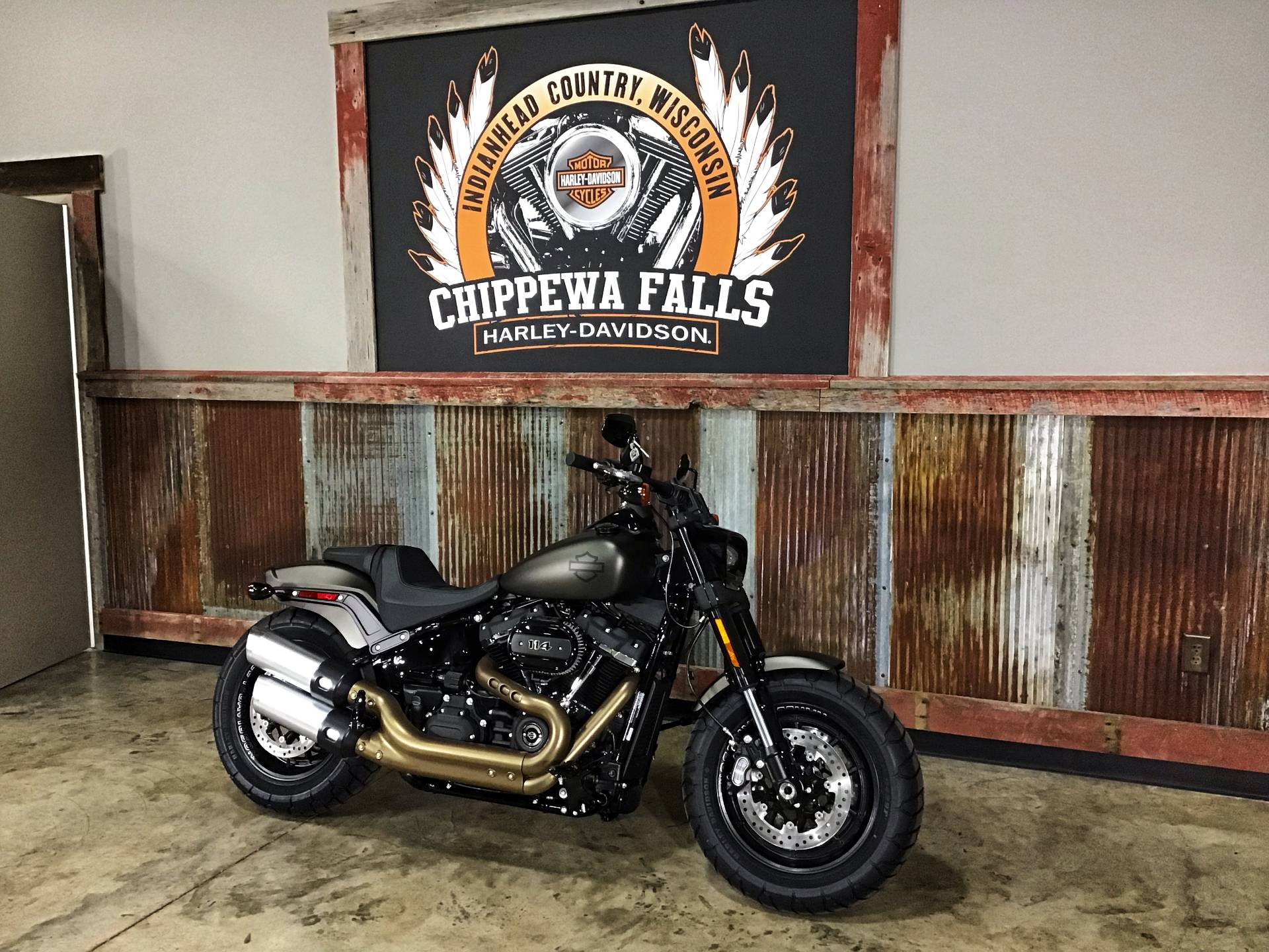2020 Harley-Davidson Fat Bob® 114 in Chippewa Falls, Wisconsin - Photo 3
