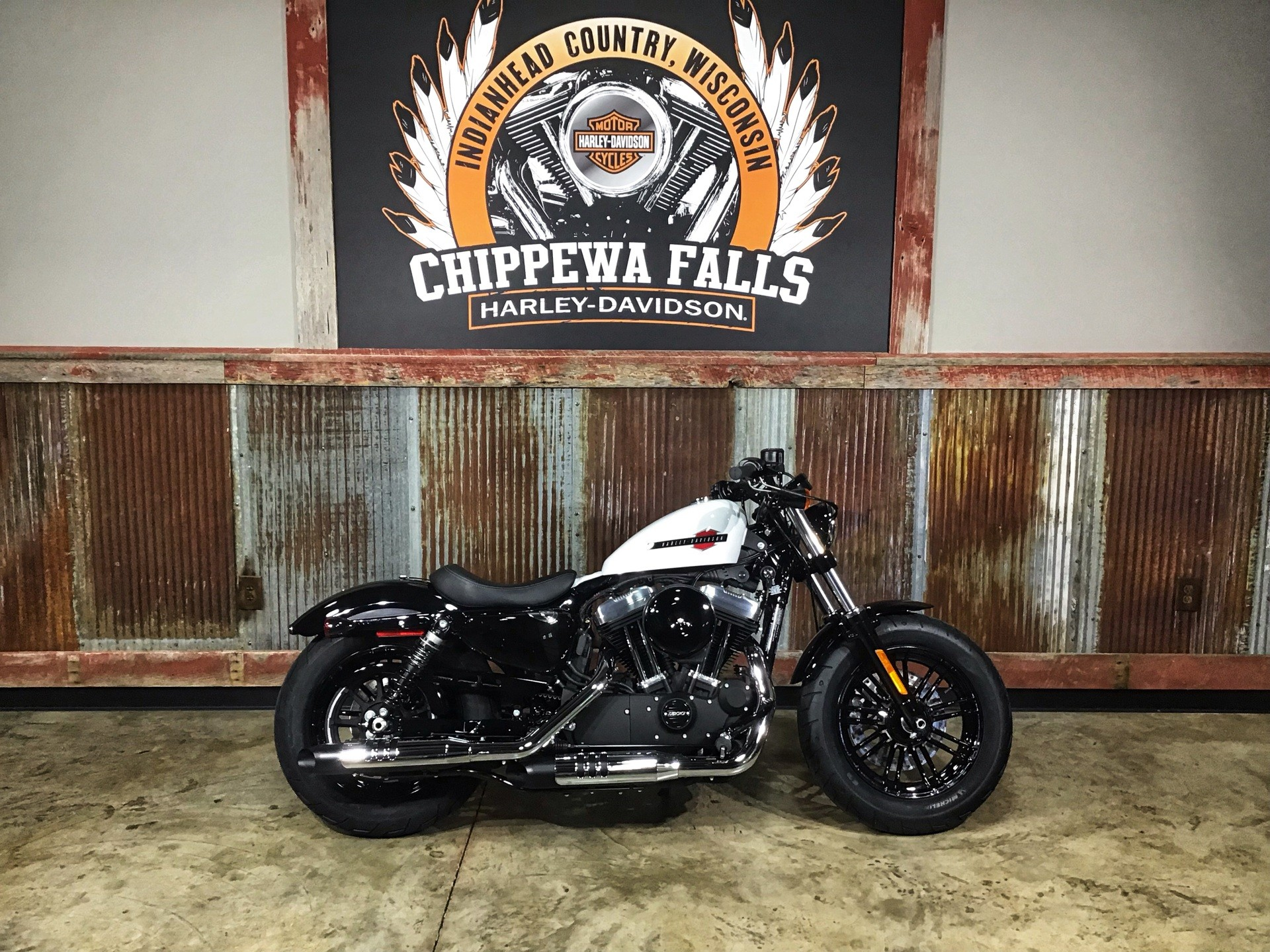 2020 Harley-Davidson Forty-Eight® in Chippewa Falls, Wisconsin - Photo 2