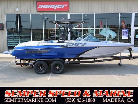 2021 Sanger Boats V215 S in Madera, California - Photo 1