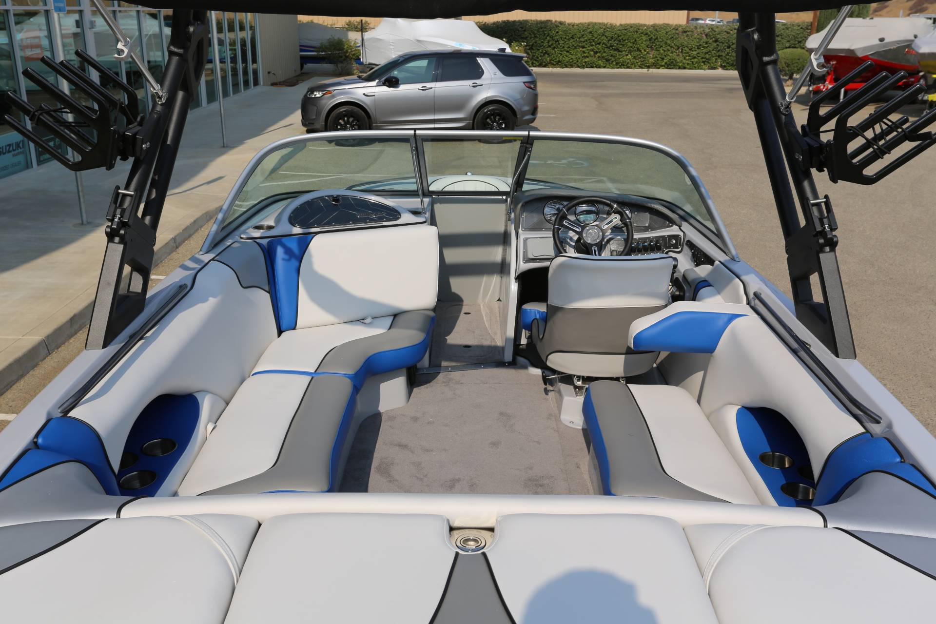 2021 Sanger Boats V215 S in Madera, California - Photo 8