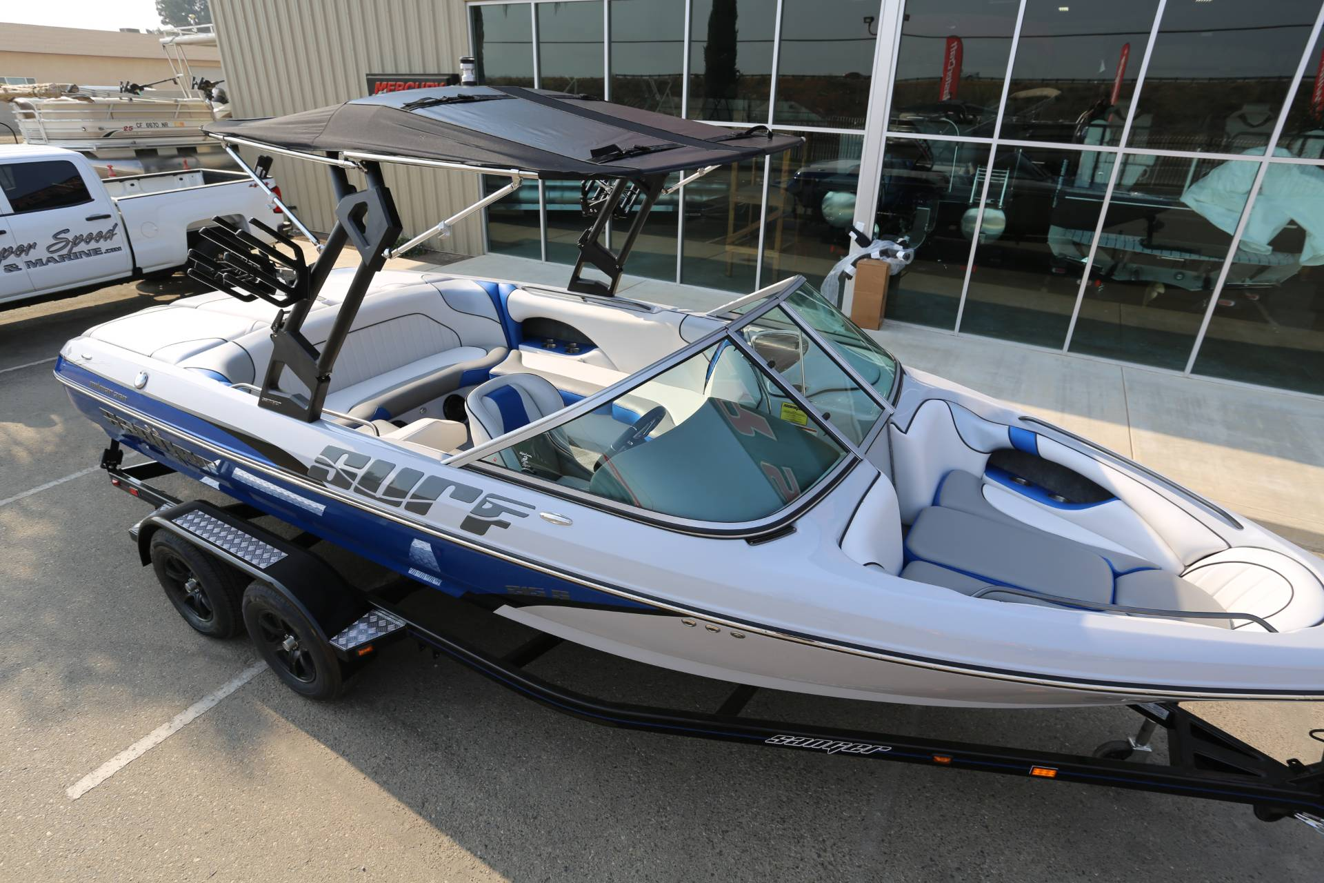 2021 Sanger Boats V215 S in Madera, California - Photo 22