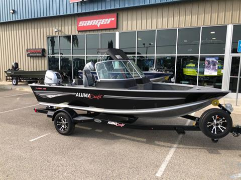 2019 Alumacraft Classic 165 Sport in Madera, California - Photo 2