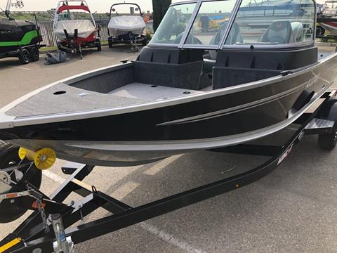 2019 Alumacraft Classic 165 Sport in Madera, California - Photo 4