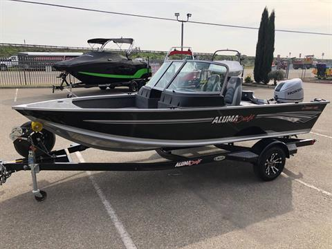 2019 Alumacraft Classic 165 Sport in Madera, California - Photo 5