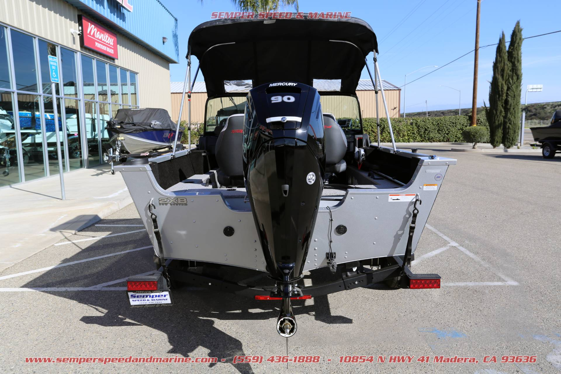 2021 Alumacraft Competitor 165 Sport in Madera, California - Photo 8