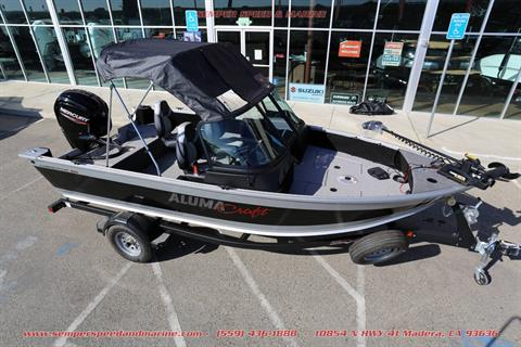 2021 Alumacraft Competitor 165 Sport in Madera, California - Photo 28
