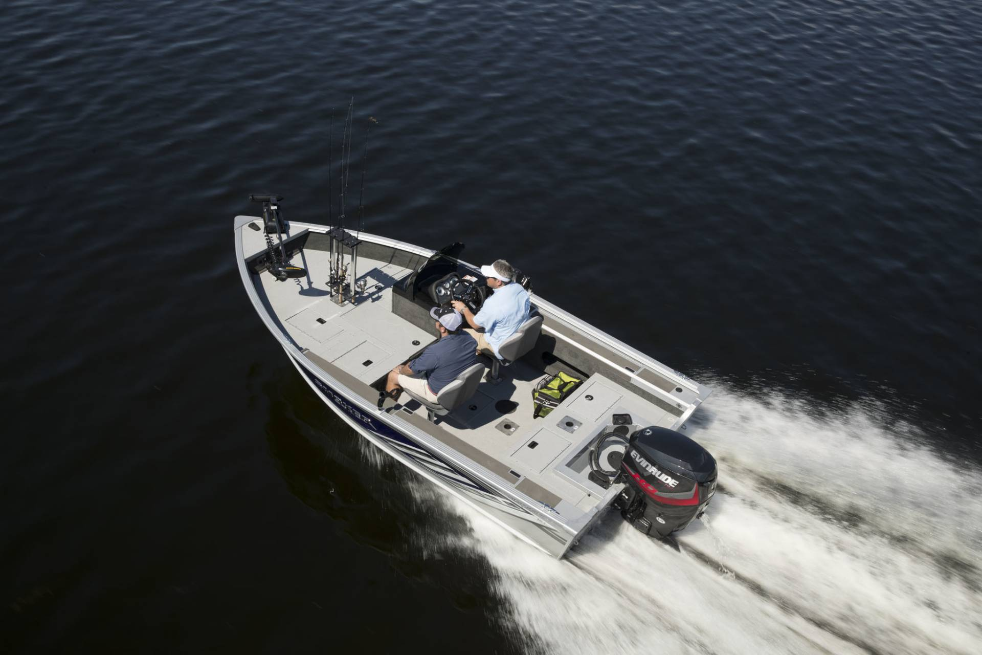 2019 Smoker Craft Pro Angler XL 161 in Madera, California