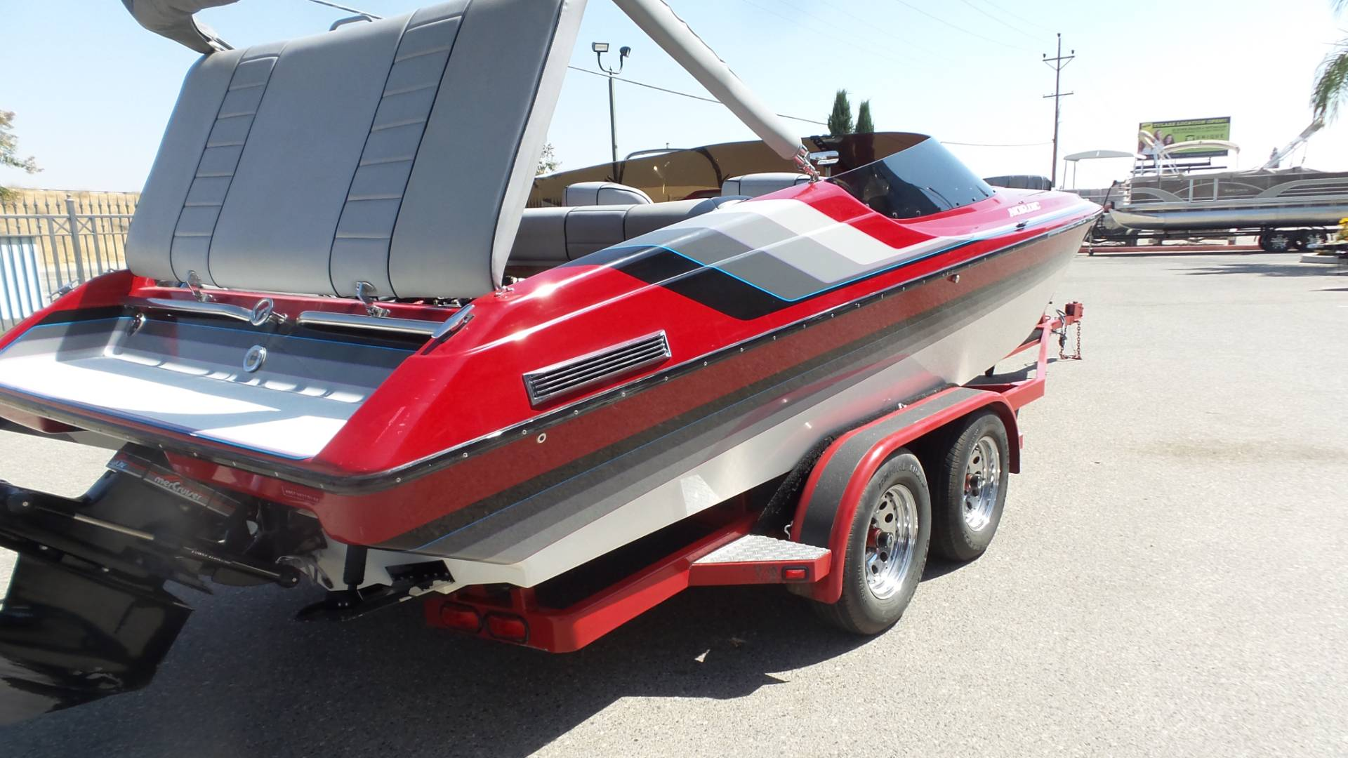 1992 Nordic Boats 25 Scandia in Madera, California - Photo 10