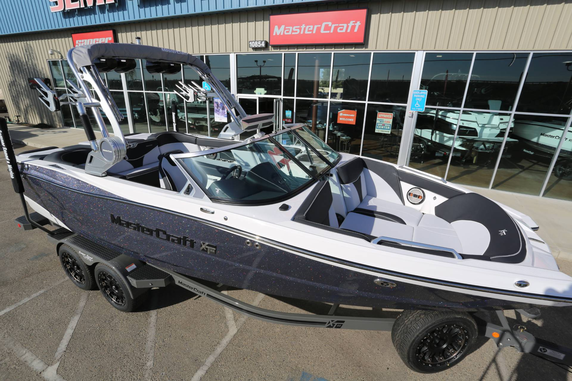 2021 Mastercraft XT22 in Madera, California - Photo 29