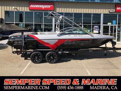 2012 Sanger Boats V237 LTZ in Madera, California