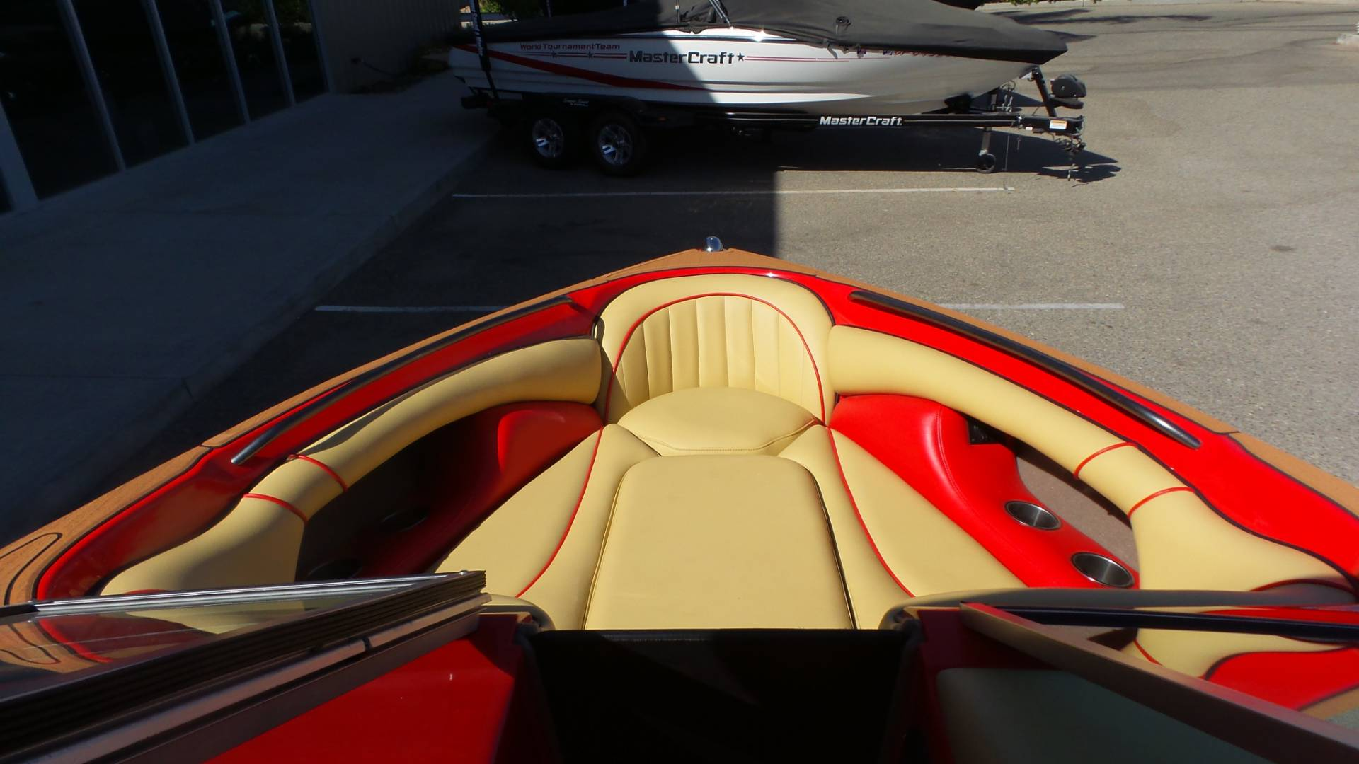 2019 Sanger Boats V-215 SX in Madera, California - Photo 10