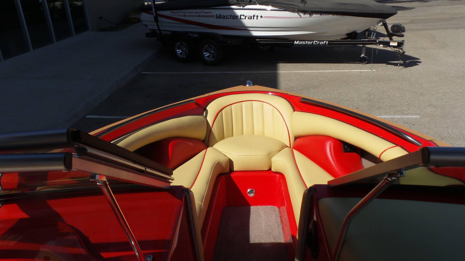 2019 Sanger Boats V-215 SX in Madera, California - Photo 11