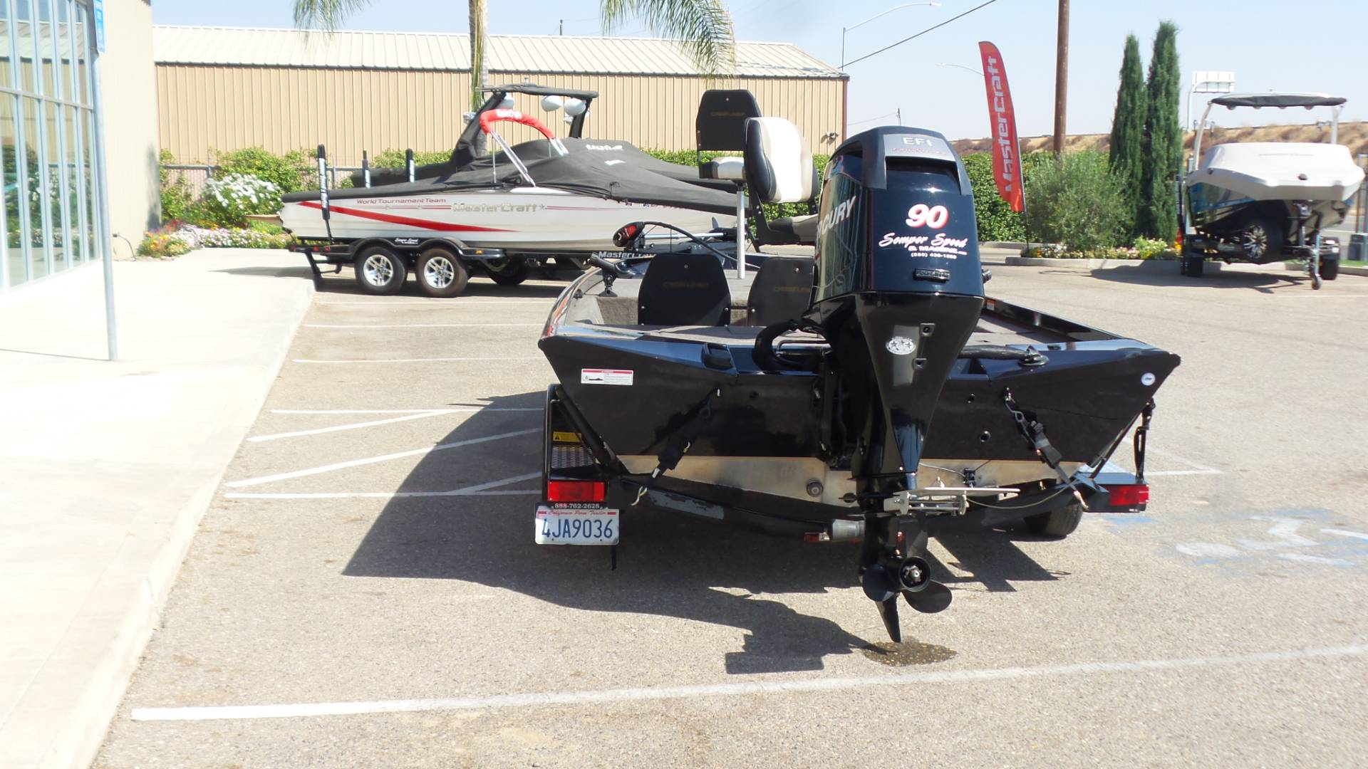 2007 Crestliner CX19 in Madera, California