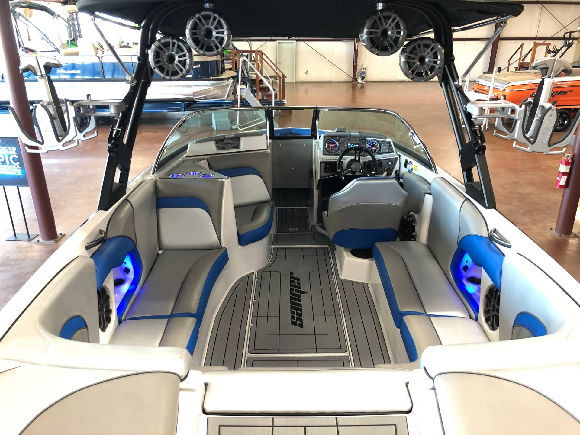 2021 Sanger Boats 231 SL in Madera, California - Photo 15
