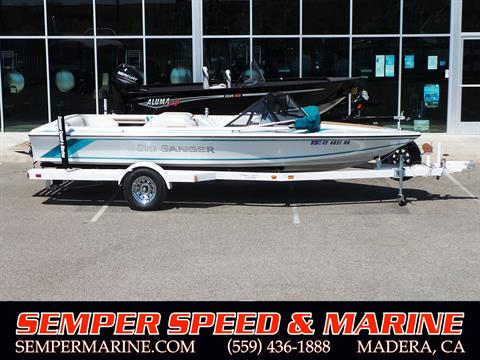 1991 Sanger Boats DXII in Madera, California - Photo 1