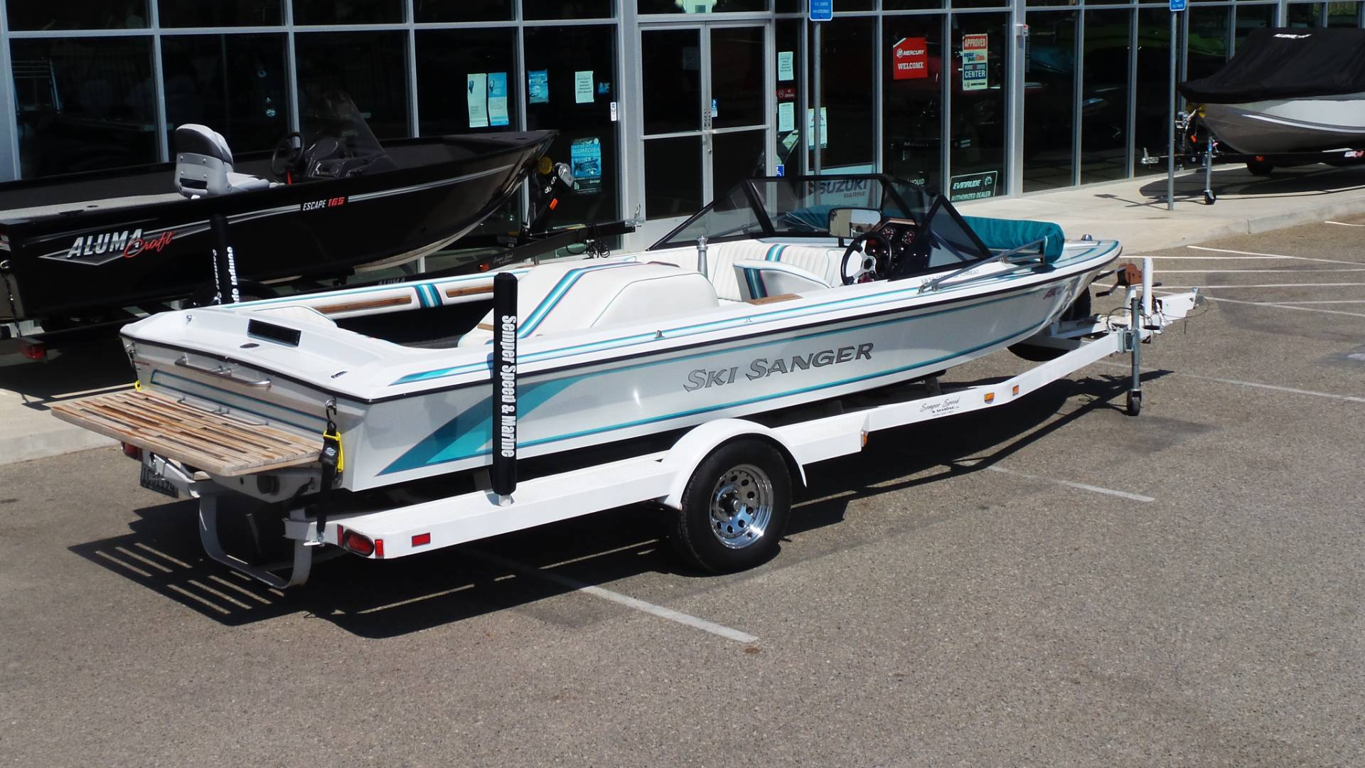 1991 Sanger Boats DXII in Madera, California