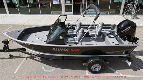 2021 Alumacraft Voyageur 175 Sport in Madera, California - Photo 2