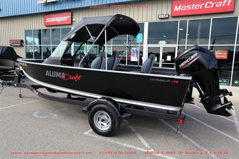 2021 Alumacraft Voyageur 175 Sport in Madera, California - Photo 7
