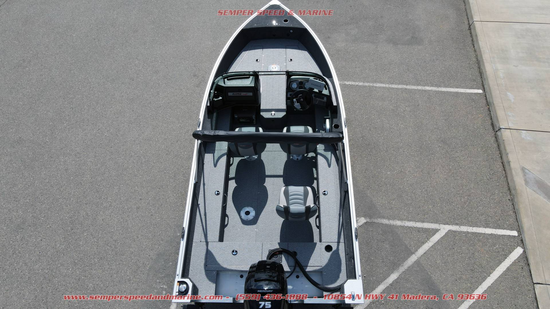 2021 Alumacraft Voyageur 175 Sport in Madera, California - Photo 9