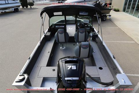 2021 Alumacraft Voyageur 175 Sport in Madera, California - Photo 10