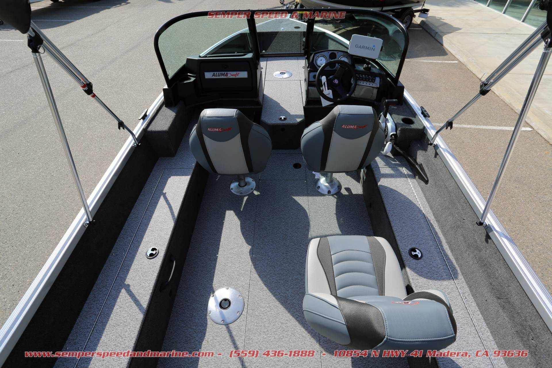 2021 Alumacraft Voyageur 175 Sport in Madera, California - Photo 11