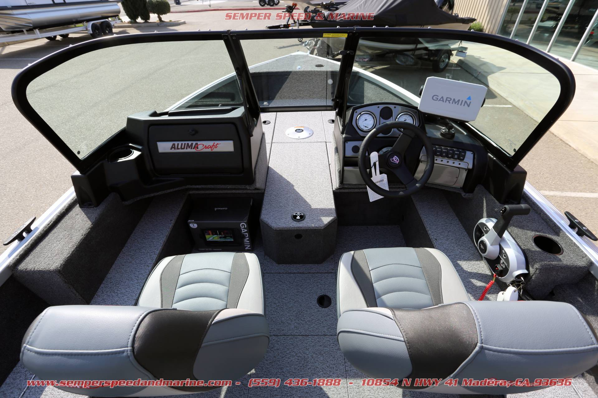 2021 Alumacraft Voyageur 175 Sport in Madera, California - Photo 12